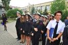 Rozpoczęcie roku szkolnego 2015/2016  w Zespole Szkół Morskich w Gdańsku-Nowym Porcie
