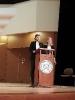 Inauguracja roku akademickiego 2017/2018 w Wyższej Szkole Bezpieczeństwa   fot. Marta Polak