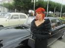 50 starych samochodów w Sopocie