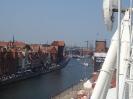 Gdańsk z koła widokowego  fot. Wojciech Choina