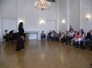 Koncert  w Pałacu Opatów w Oliwie 15 maja 2016  fot. Marta Polak