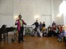 Pałacowe Koncerty dla dzieci i rodziców 2016-11-20  fot. Marta Polak