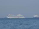 wycieczkowiec Viking Star  w drodze do Gdyni 8 maja 2016 fot. Marta Polak