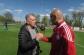 Spotkanie piłkarskich pokoleń w stolicy Kociewia